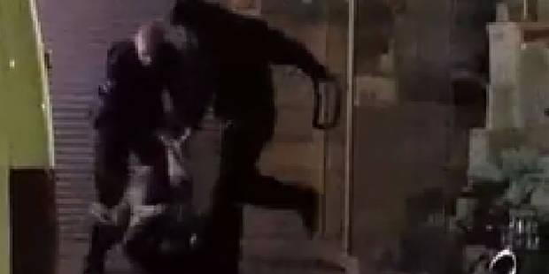 Anderlecht : la vidéo d'une arrestation pour ivresse publique crée la polémique - La DH