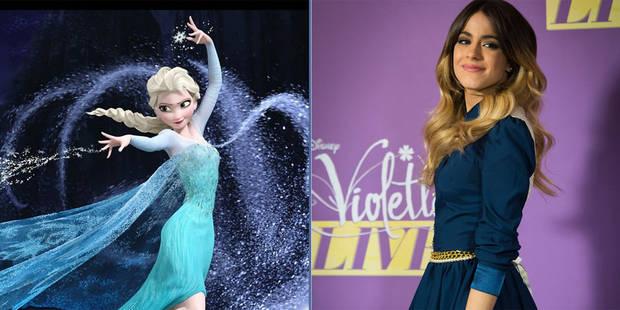 Reine des neiges vs Violetta: qui est la gagnante? - La DH