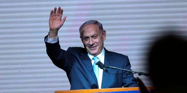 Elections en Israël: Netanyahu l'emporte et se donne 2 à 3 semaines pour former un nouveau gouvernement - La DH
