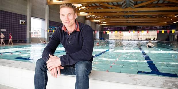 Johan se jette à l'eau pour Thomas Busiau - La DH