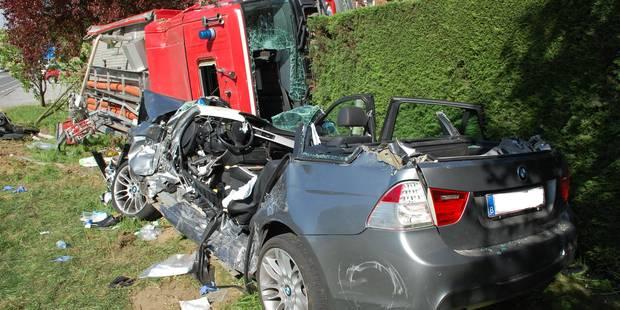 Brabant wallon: année noire sur nos routes - La DH