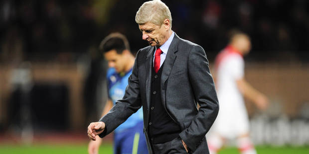 """Wenger: """"Monaco a été chanceux"""" - La DH"""