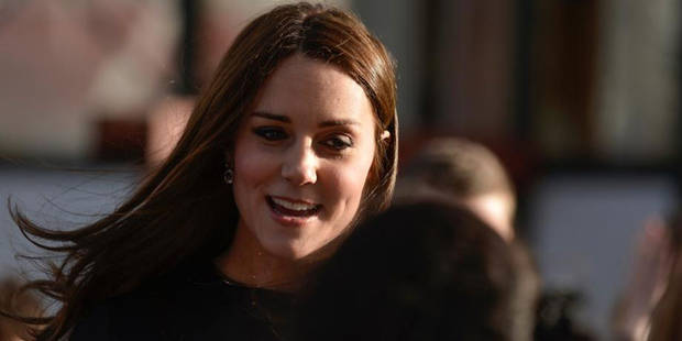 Déjà une date pour le bébé de Kate Middleton et William? - La DH