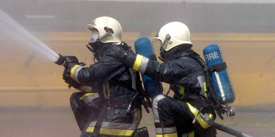 Bruxelles: deux ouvriers légèrement brûlés lors d'un incendie à l'hôtel Husa Président