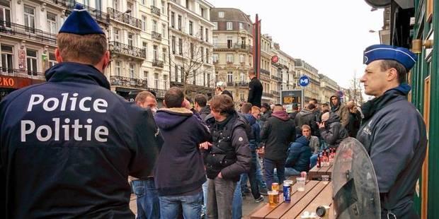 Coupe de Belgique: la circulation des bus perturbée, 28 arrestations - La DH