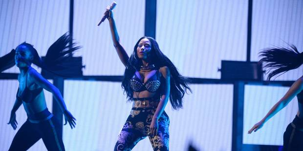 Nicki ne se Minaj toujours pas - La DH