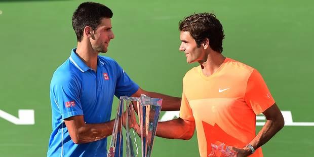 Djokovic tient au r�le du patron