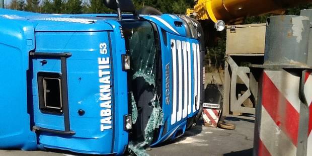 Un Anversois se tue sur l'E 411 - La DH