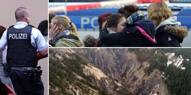 Crash d'un Airbus dans le sud de la France: reprise des recherches sur le site mercredi à l'aube (PHOTOS ET VIDEOS) - La...