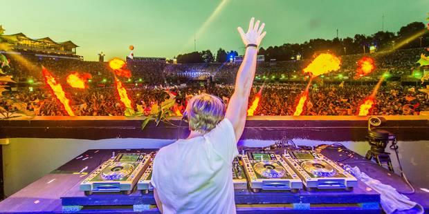 Tomorrowland reste le meilleur festival dance au monde - La DH