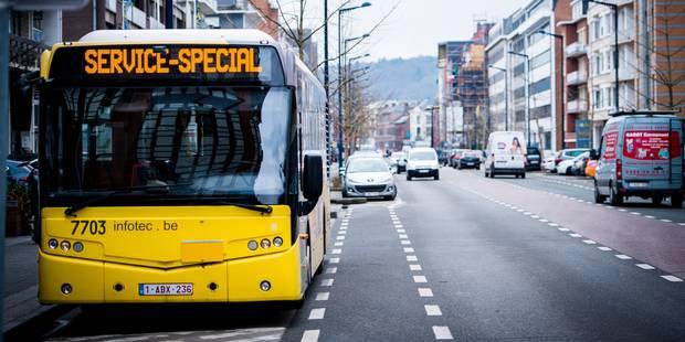 Le frotteur des bus - La DH