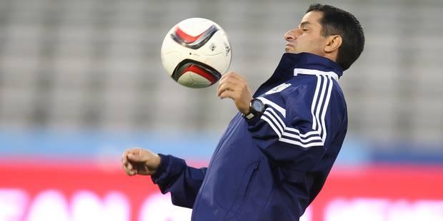 Le coach de Chypre ne porte pas les Belges dans son coeur - La DH