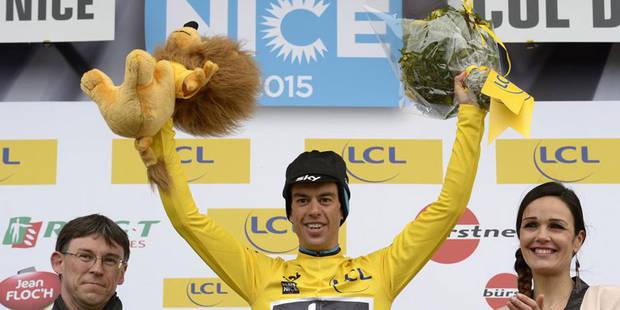 Tour de Catalogne: Richie Porte vainqueur final - La DH
