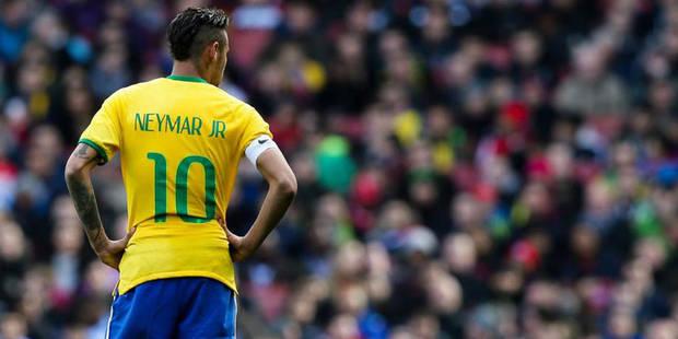 Neymar régale, mais déguste face au Chili (VIDEO) - La DH