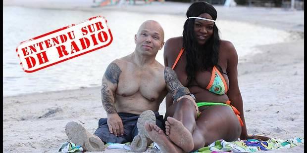 La belle histoire d'amour entre un nain bodybuilder et une femme transgenre - La DH