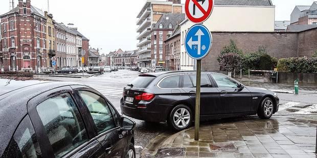 Mons: ras-le-bol du stationnement sauvage - La DH