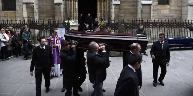 Le dernier hommage émouvant à Florence Arthaud - La DH
