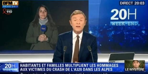 Christophe Hondelatte fait un malaise en direct - La DH