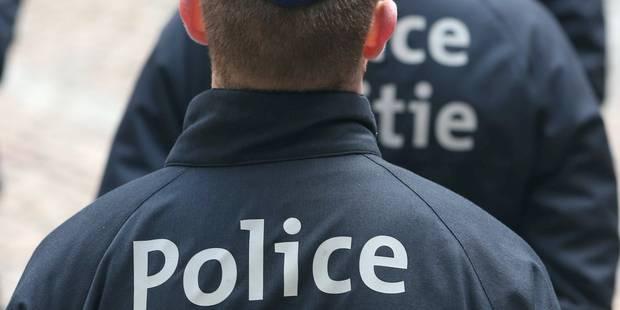Manifestation générale de la police le 24 avril - La DH