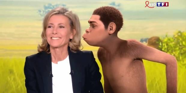 Jamel et son double perturbent le 20h de TF1 - La DH
