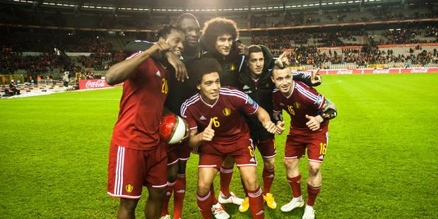 La Belgique sera 2e mondiale... mais seulement en juin - La DH