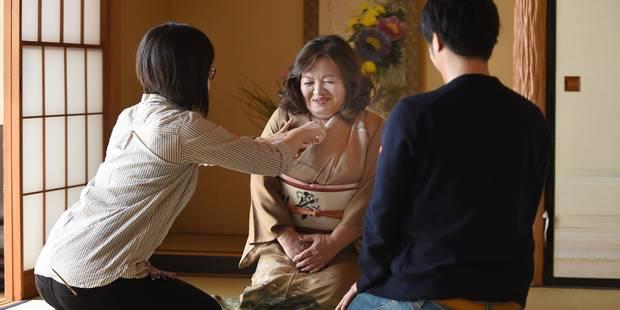 La senior-pornographie en plein essor au Japon - La DH