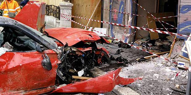 Un voiturier italien envoie une Ferrari dans le décor - La DH