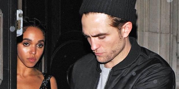 Robert Pattinson est-il fiancé à FKA Twigs? - La DH