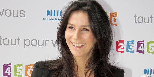 Marie Drucker, maman à 40 ans - La DH