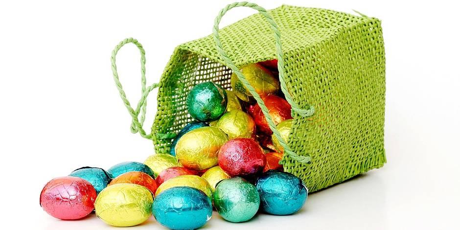 Pâques: les Belges mangent environ 340 millions d'oeufs en chocolat ! - La DH