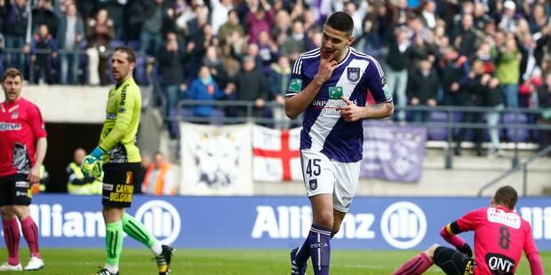 Mitrovic, évidemment (1-0) - La DH
