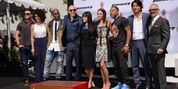 Box office: Fast & Furious 7 à la vitesse grand V - La DH