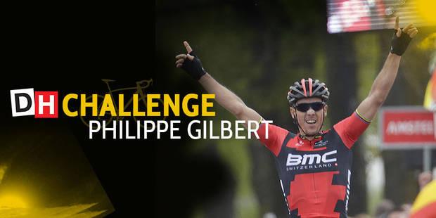 Lancement du DH Challenge Philippe Gilbert: découvrez les premiers classements ! - La DH