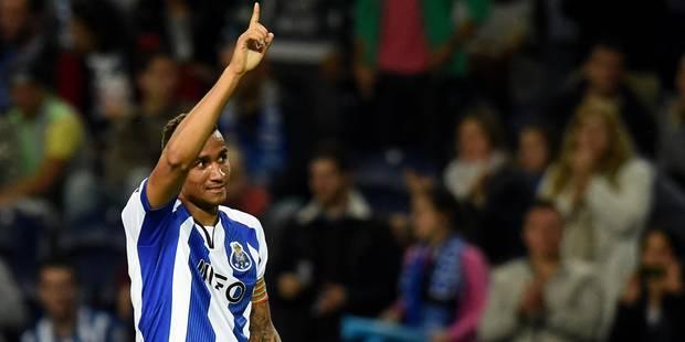 Un modèle de but collectif offert par Porto et Danilo - La DH