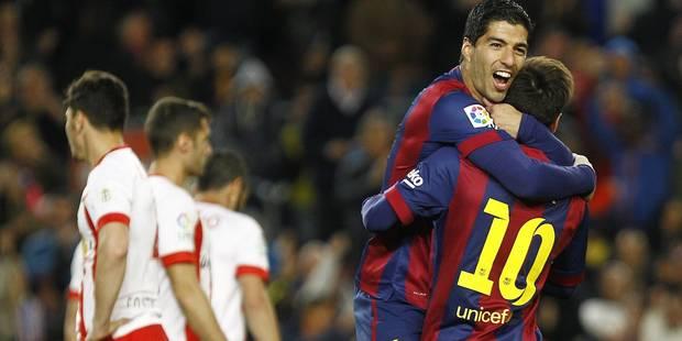 Liga: Barça et Real gagnent sans brio, statu quo en tête - La DH