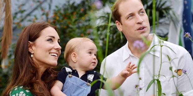 On ne risque pas de revoir Kate Middleton de si tôt! - La DH