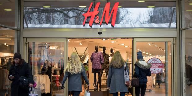 H&M a collecté 7.600 tonnes de vêtements usagés en 2014 - La DH