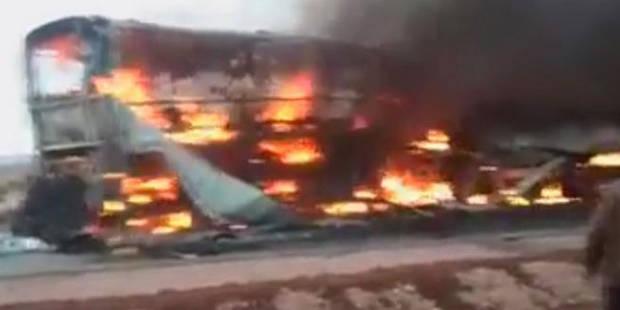 Dramatique accident d'autocar au Maroc: le bilan passe à 33 morts - La DH