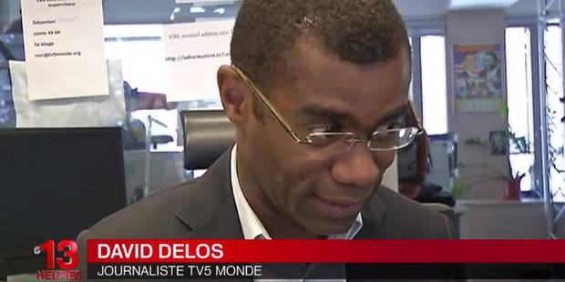 La grosse bourde de TV5 Monde après le piratage - La DH
