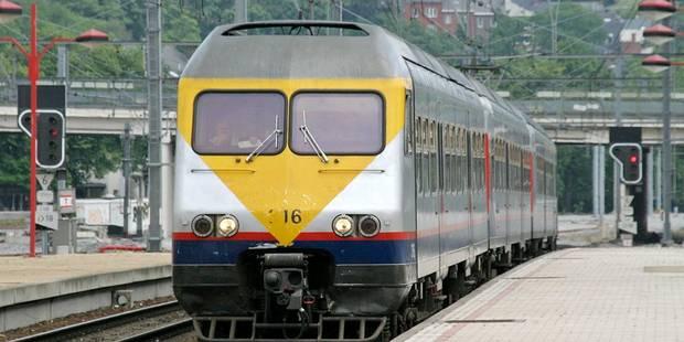 La circulation ferroviaire perturbée autour de Asse après un incident mortel - La DH