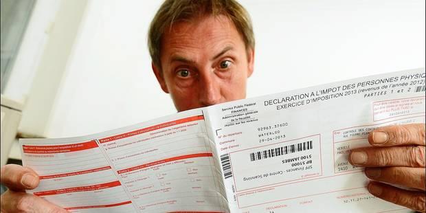 Le fisc doit 5,3 milliards aux Belges - La DH