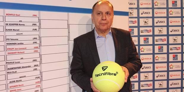 Décès de Patrice Dominguez, ancien joueur de tennis et journaliste - La DH