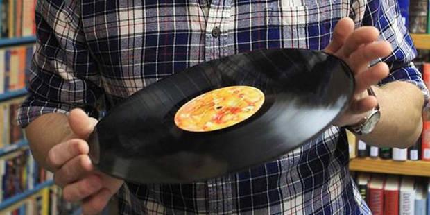 Les vinyles ont le vent en poupe en Belgique - La DH