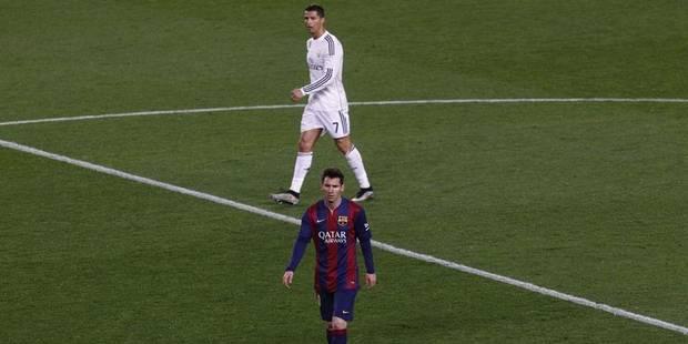 Messi et Ronaldo bientôt équipiers ? - La DH