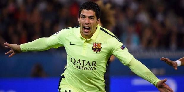C1 : caramba, encore Luis ! (1-3) - La DH