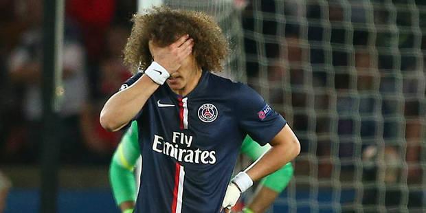 """""""David Luiz défend comme un petit garçon de 8 ans !"""" - La DH"""