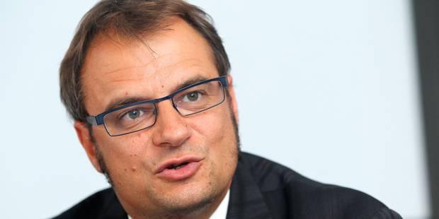 Fabrice Grosfilley passe de Vivacité à La Première - La DH