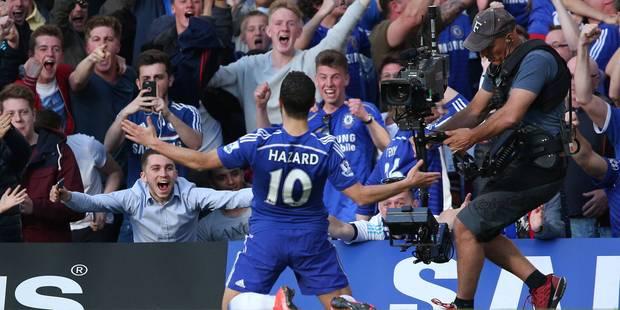 Premier League: Hazard envoie Chelsea vers le titre (1-0) - La DH