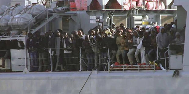 Naufrages de migrants: la Belgique se mobilise