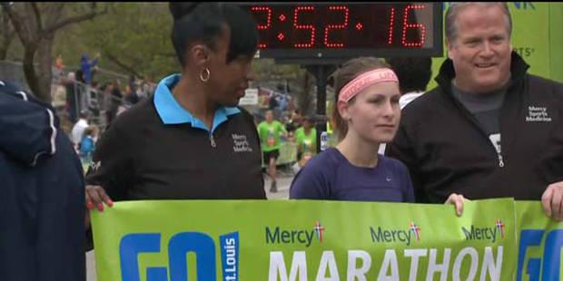 Elle remporte le marathon de Saint-Louis... en trichant ! - La DH